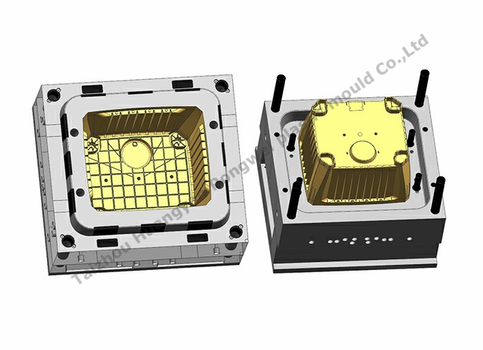 Air cooler tank mould