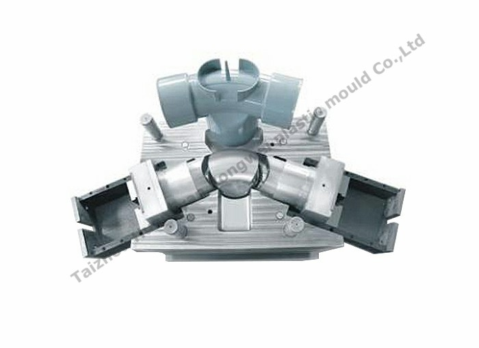 Pipe fittings mould 2