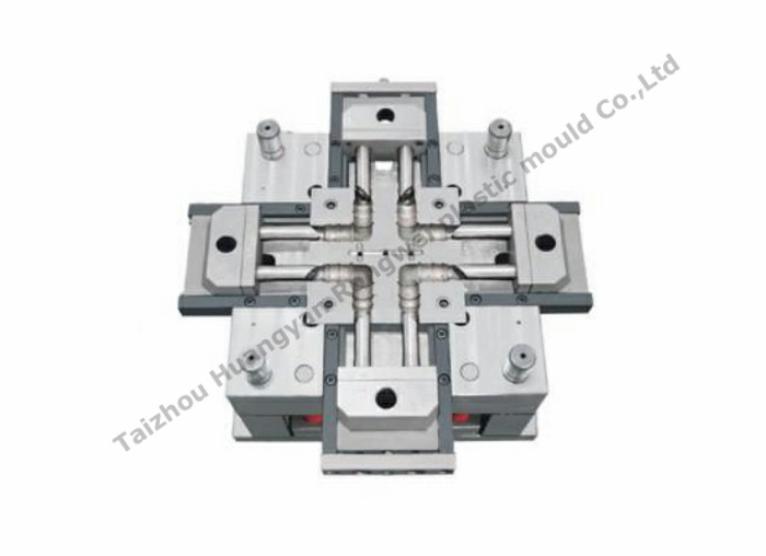 Pipe fittings mould 3